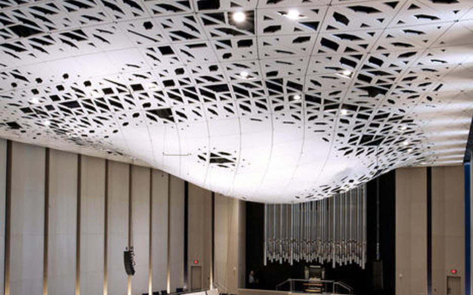 Acoustical Reflector Panels